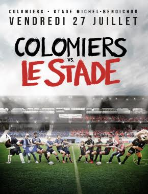 US COLOMIERS / STADE TOULOUSAIN