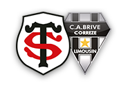 STADE TOULOUSAIN / CA BRIVE